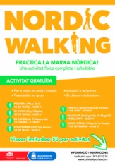 Imatge Nordic Walking 2019 a Magaluf